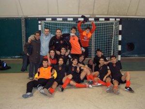 L'Audace Juniores 2004/2005 vincitrice Campionato Regionale