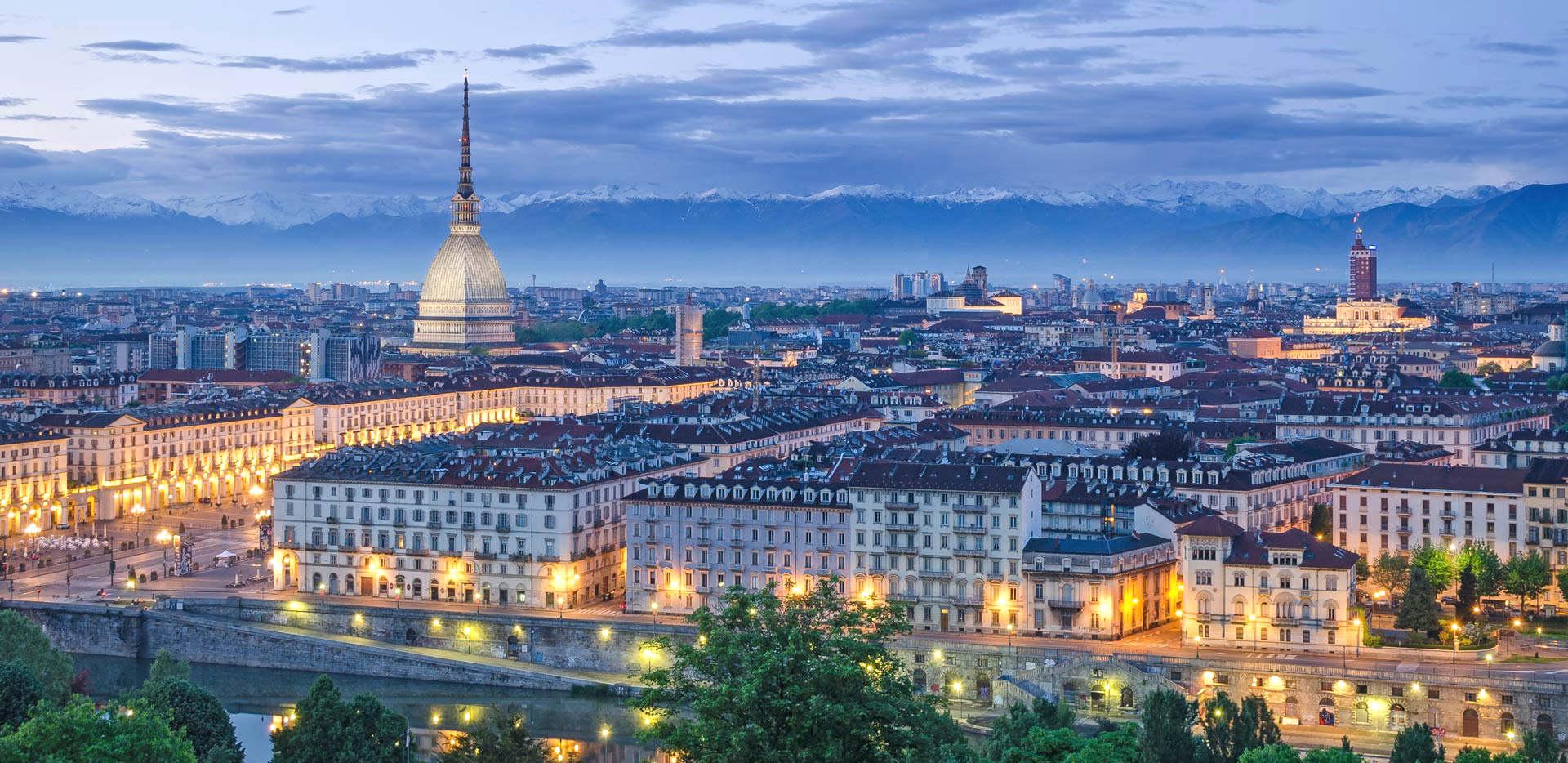 Torino vista da Pavese
